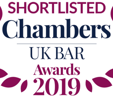 Kings Chambers and Michael Rawlinson QC shortlisted in the Chambers UK Bar Awards 2019
