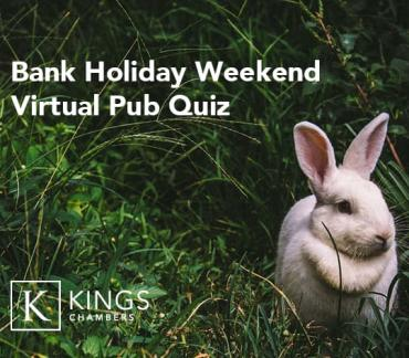 WINNERS ANNOUNCED: Bank Holiday Weekend Virtual Pub Quiz