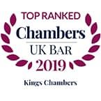 Chambers UK Bar 2019 - Leading Set